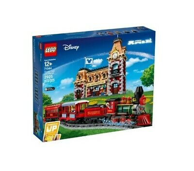 LEGO Disney Train And Station 71044 New Hard To Find Mickey Goofy