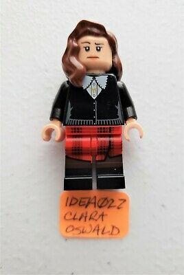 LEGO Minifigure Clara Oswald idea022 21304 Doctor Who Lego Ideas