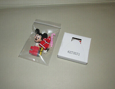New Lego Disney Minnie Mouse Minifigure & Umbrella - Train and Station Set 71044