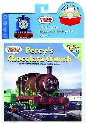 Percy's Chocolate Crunch and Other Thomas Adventures by Wilbert V. Awdry