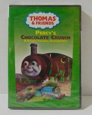 Thomas Friends Percy's Chocolate Crunch DVD Kids Toddler Train Tank Engine