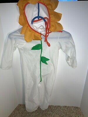 3T Sunflower Halloween Costume/ Dress-Up Play