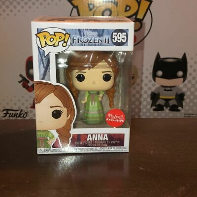 Authentic Anna (Frozen 2) (Nightgown) Funko Pop Michaels Exclusive #595