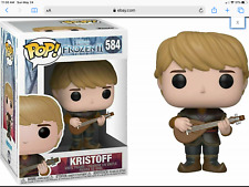 Authentic Funko Pops Disney Frozen 2 Kristoff Vinyl Figure New Rare