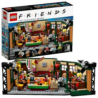 Brand New LEGO 21319 Friends Ideas Central Perk FREE SHIPPING
