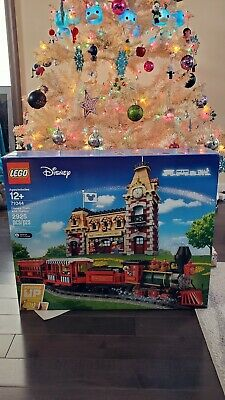 Brand New LEGO 71044 Disney Train and Station 2925pcs Factory Sealed NIB