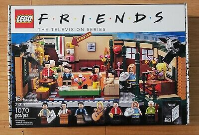 BRAND NEW LEGO IDEAS FRIENDS CENTRAL PERK 21319 - IN HAND - READY TO SHIP