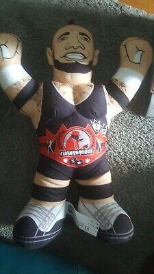 """Brodus Clay Funkasaurus 16"""" WWE WWF Plush Brawlin Buddies Mattel Wrestling 2012"""