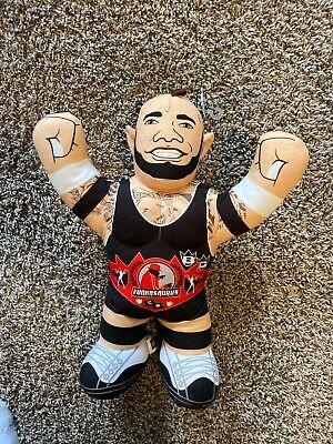 """Brodus Clay Funkasaurus WWE WWF Plush Brawlin Buddies Mattel Toy Doll 2012 16"""""""