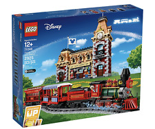Disney Lego 71044 Train And Station Mickey Minnie Chip Dale Goofy Minifigures