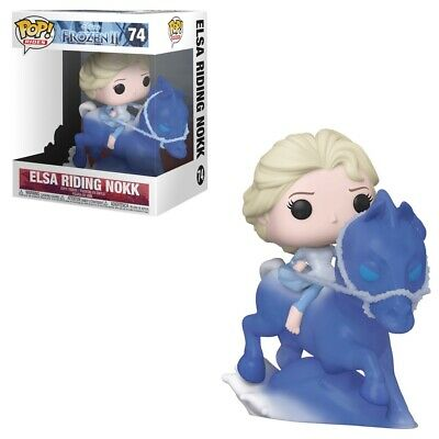 Funko POP! 74 Elsa Riding nokk - Frozen 2 (NIB)