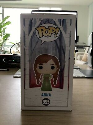 Funko Pop! Disney Frozen 2 ANNA (Nightgown) #595 Michaels Exclusive