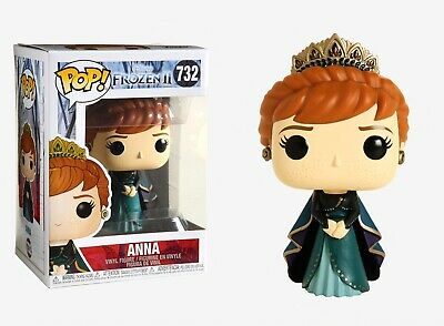 Funko Pop Disney Frozen 2: Anna Vinyl Figure #46583