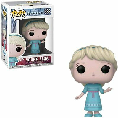Funko Pop! Disney: Frozen 2 - Young Elsa