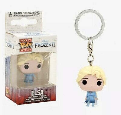 Funko - POP Keychain: Frozen 2 - Elsa Brand New In Box