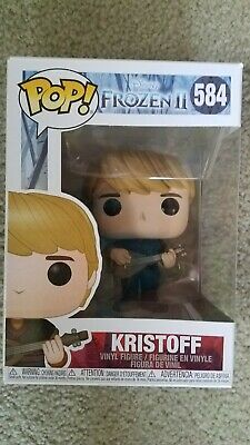 Funko Pop Movies Highly Collectible Figure Kristoff #584 from Frozen 2