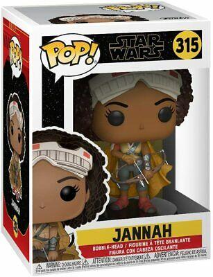 Funko Pop! Star Wars: Episode 9, Rise of Skywalker - Jannah, New