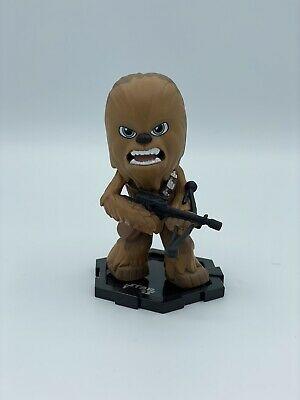 Funko Star Wars RARE Chewbacca With Bowcaster Walmart Mystery Mini Best Price!