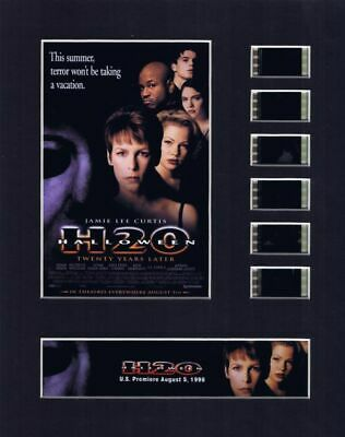 Halloween H2O (1998) Authentic 35mm Movie Film Cell 8x10 Matted Display - w/COA