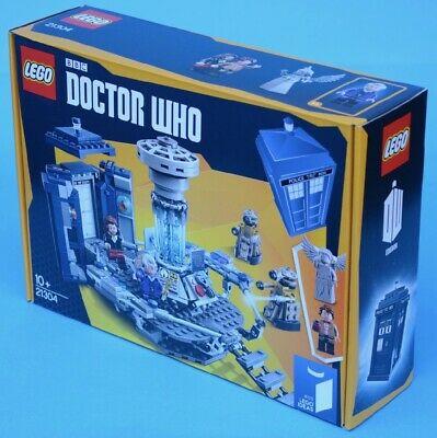 LEGO 21304 - Doctor Who - LEGO Ideas (CUUSOO) - 2015 - MISB - Daleks