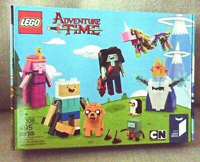 LEGO #21308 - ADVENTURE TIME 495 PIECES