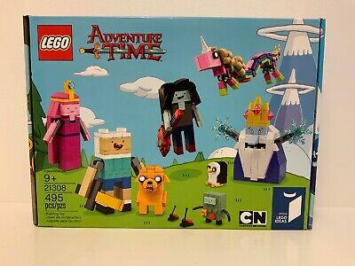 Lego 21308 Adventure Time Sealed Box HTF