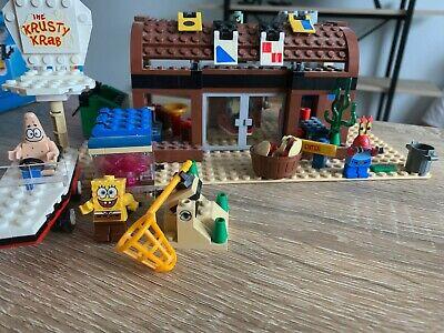 Lego 3825 SpongeBob SquarePants The Krusty Krab
