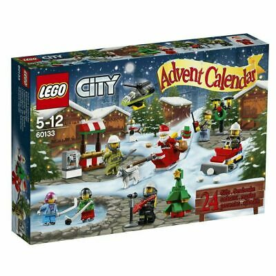 Lego 60133 City Advent Calendar from The Year 2016 - New/Boxed