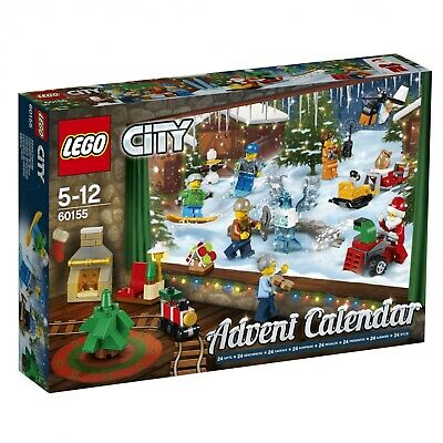 Lego 60155 City Advent Calendar from The Year 2017 - New/Boxed