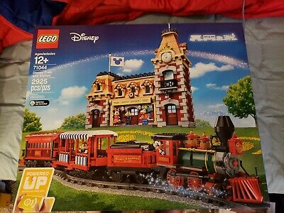 LEGO 71044 Disney Train and Station 2925pcs New