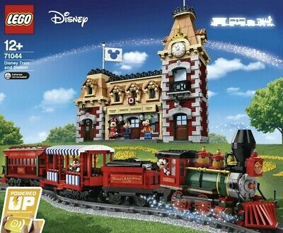 LEGO 71044 - Disney Train and Station - New FREE Shipping
