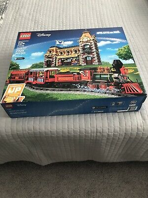 LEGO 71044 Disney Train And Station NIB Exclusive