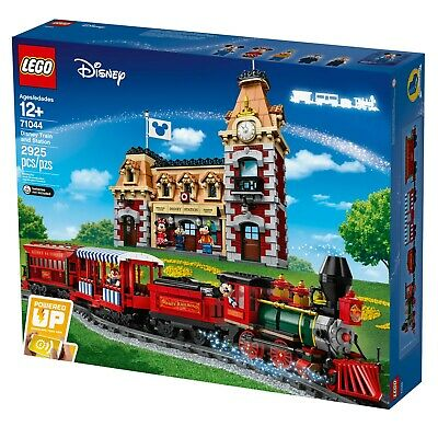 LEGO 71044 Disney Train and Station set. IN-HAND READY TO SHIP! See pics.