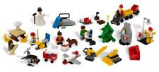 LEGO Advent Calendar 2010, City (2824) 80% Complete