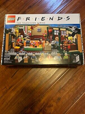 LEGO - Central Perk (21319), Brand New, Factory Sealed - Friends TV Show