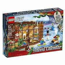 LEGO City Advent Calendar 2019 #60235  BRAND NEW FACTORY SEALED Christmas
