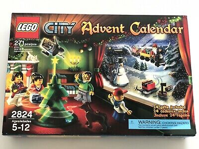 LEGO City Advent Calendar (4428) New Other - Year 2010