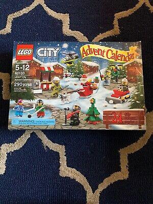 Lego City Advent Calendar 60133 Complete Set