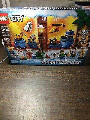 Lego City Advent Calendar 60201
