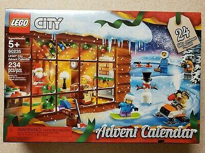 LEGO City Advent Calendar #60235 BRAND NEW FACTORY SEALED Christmas
