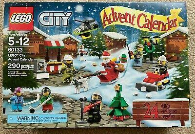 Lego City Advent Calender 60133