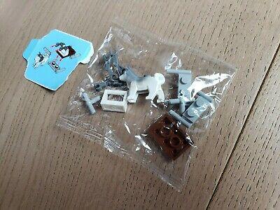 Lego City - Husky with dog sled New Sealed Advent Calendar Series