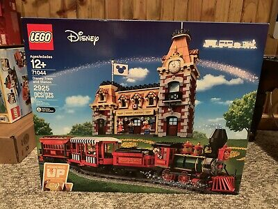 Lego Disney Train and Station 71044 New Sealed