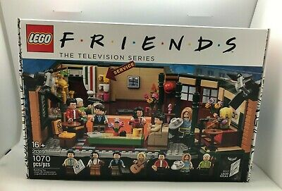 LEGO Friends Building Set: Central Perk | 21319