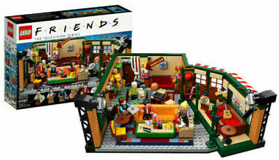 LEGO FRIENDS CENTRAL PARK PERK SET #21319 New Sealed! NIB