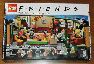 Lego Friends Central Perk 21319 Free Shipping Brand New in hand