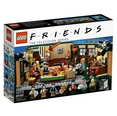 Lego Friends Central Perk Cafe Ideas Set 21319 New Sealed IN HAND