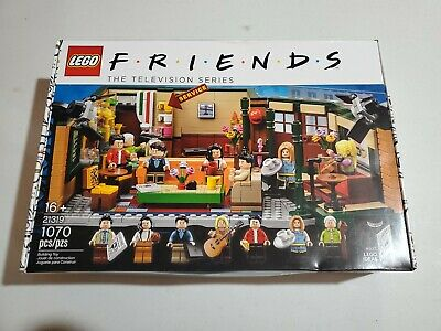 Lego Friends Central Perk Cafe Set 21319 1070 Pcs US Seller Authentic IN STOCK