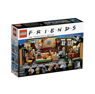 LEGO FRIENDS Central Perk Ideas 21319 Brand New In Hand Ships Within A Day Free!