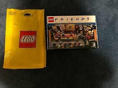 LEGO Friends Central Perk Ideas # 21319 Brand New/Sealed, Speedy Free Shipping!